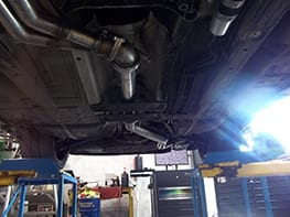 Exhaust & Emissions Services