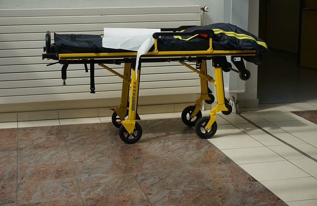 medical stretcher