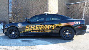 Shiawassee County Criminal | Sheriff Vehicle