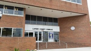 Lapeer County Courthouse, Lapeer, Michigan