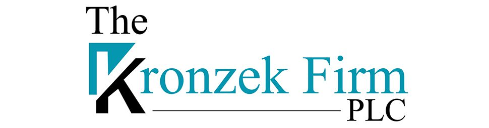 The Kronzek Firm Logo