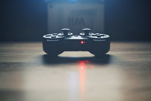 A controller allows you to control whats happening in a game, the same way an abusive spouse controls their partner through coercive control.